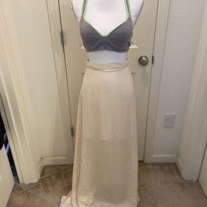 Preloved Maxi Skirt